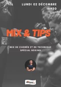 Animation spéciale boxing pour la Semaine Smart Training de Décembre à Océania Club Dax