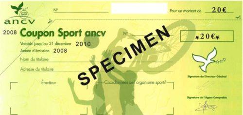 Coupon Sport ANCV Océania Club Bayonne, Dax et Mont de Marsan