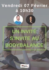 Animation BodyBalance pour les Portes Ouvertes Océania Club Mont de Marsan de Février