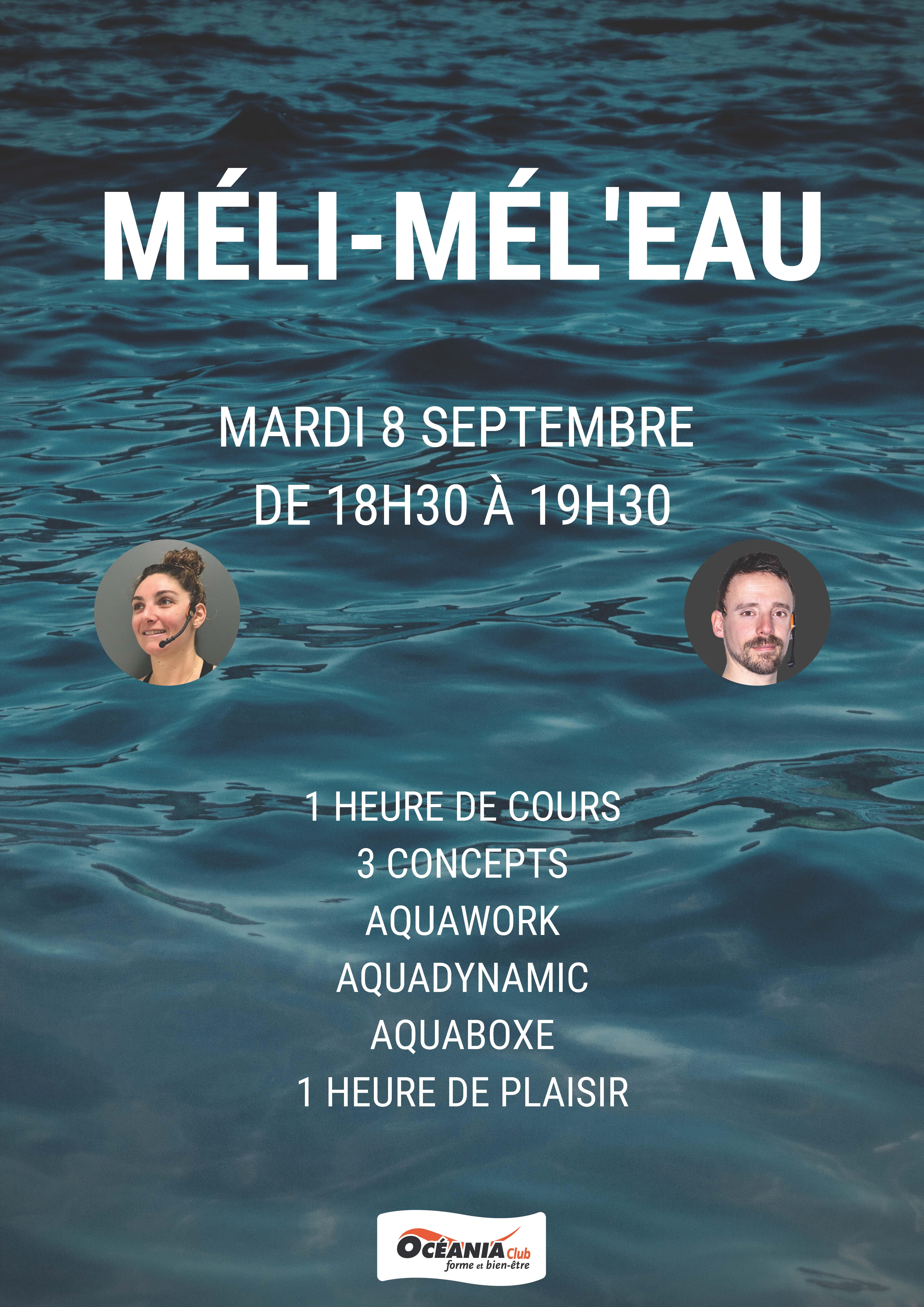 SDF - Méli-Mél'eau - Océania Club Mont de Marsan