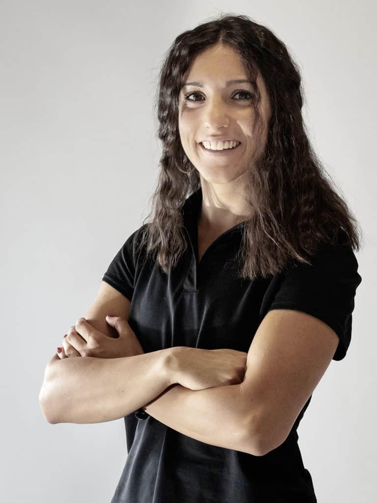 Marina coach sportif, instructeur Océania Club Bayonne