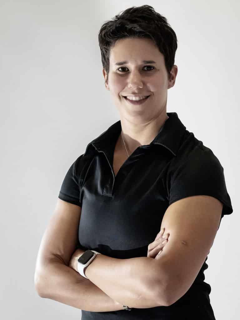 Joëlle coach sportif, instructeur Océania Club Bayonne
