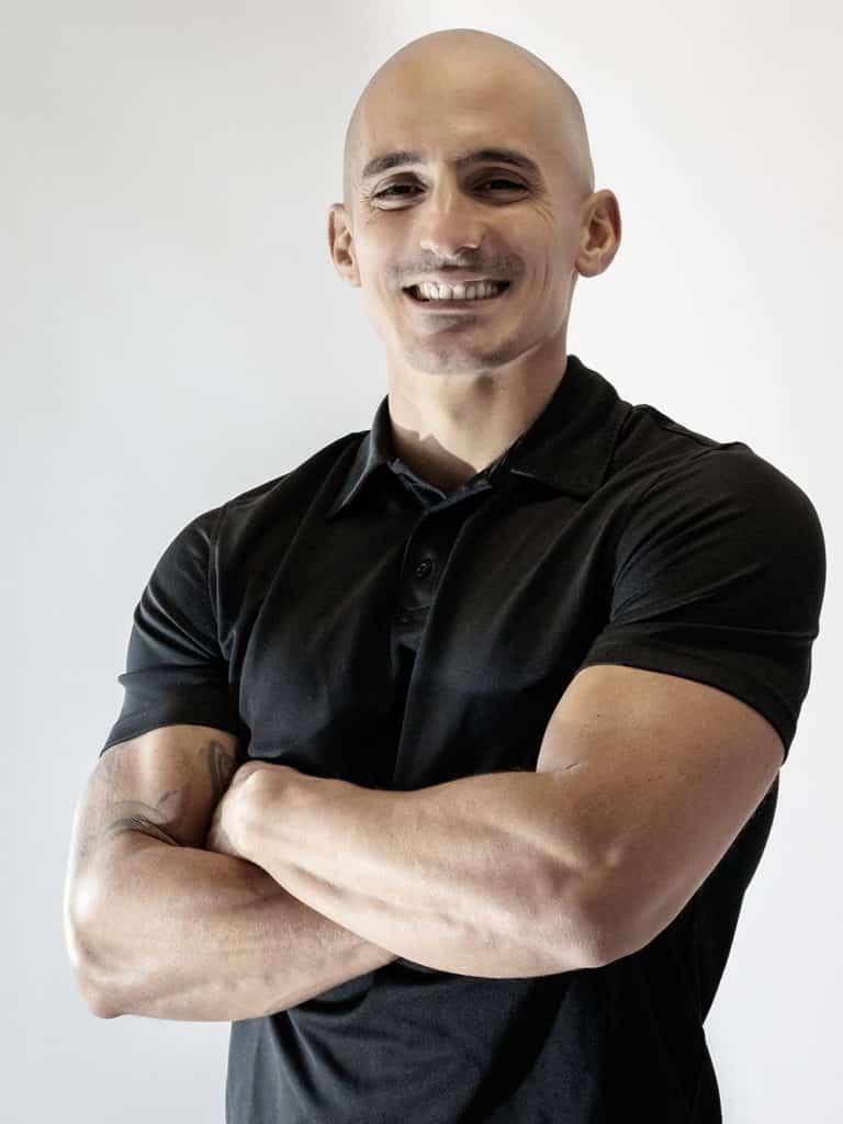 Thomas coach sportif, instructeur Océania Club Bayonne