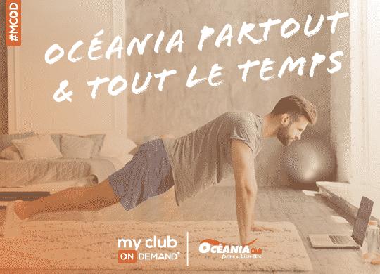 MCOD - My Club ON DEMAND Océania Club
