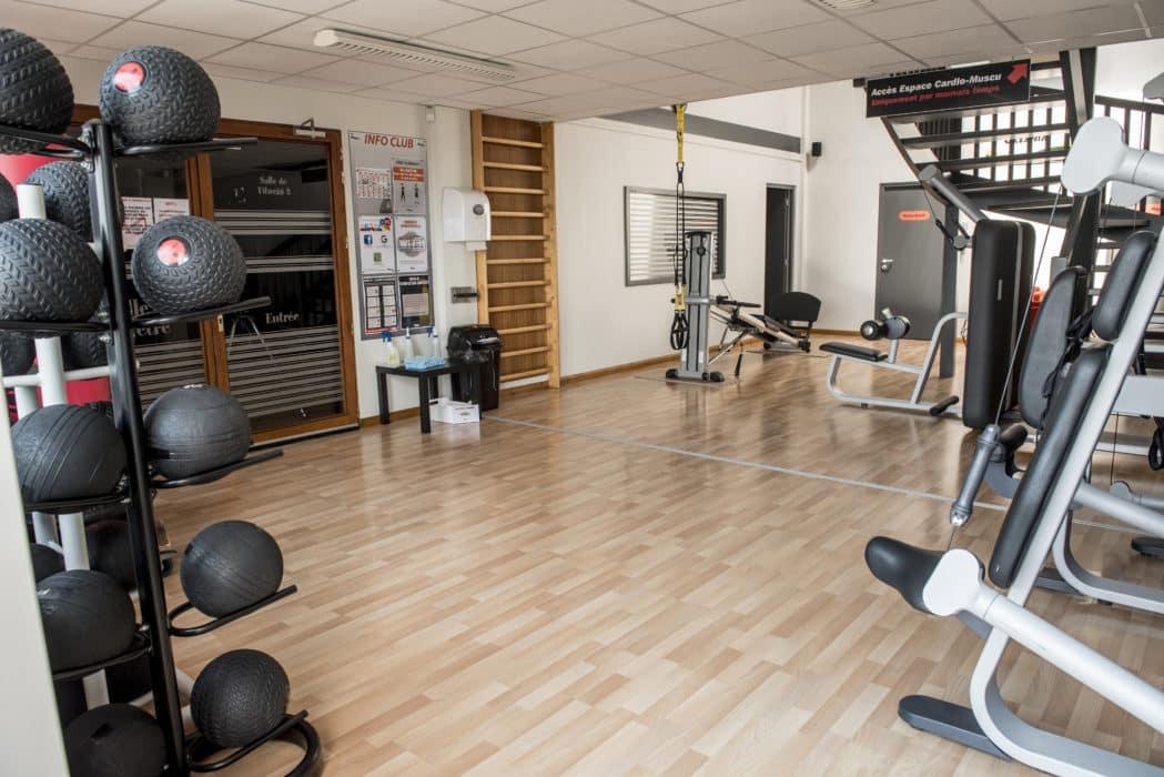 Salle de sport Bayonne Océania Club